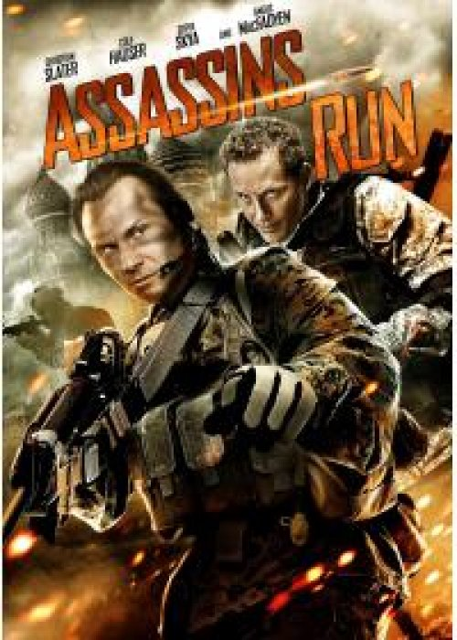 Assassins Run : Affiche