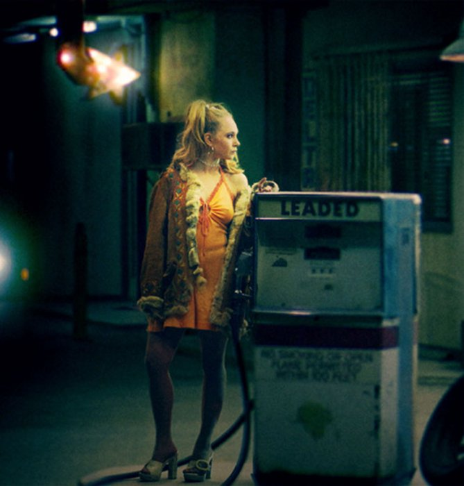 Safelight : Photo Juno Temple