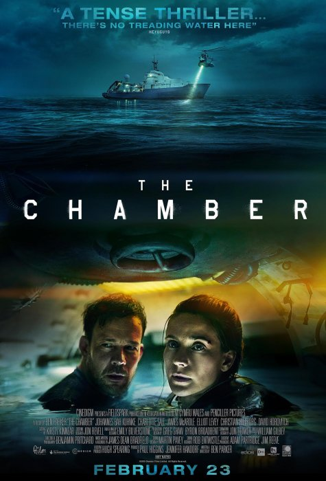 The Chamber : Affiche