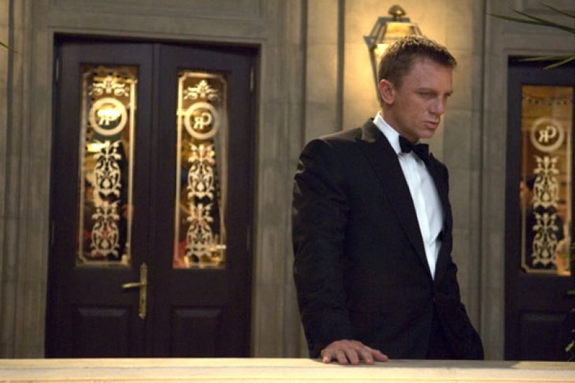 Casino Royale : Photo Daniel Craig