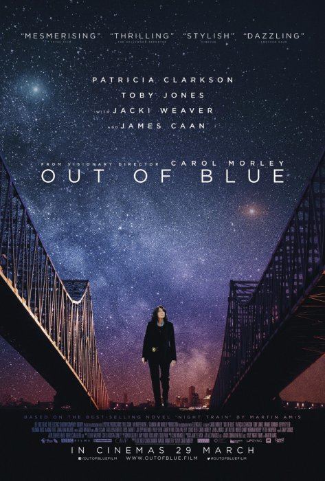 Out Of Blue : Affiche