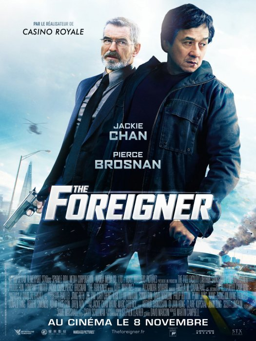 The Foreigner : Affiche
