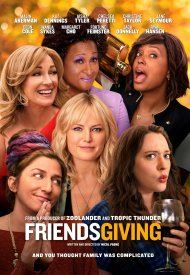 Affiche de Friendsgiving