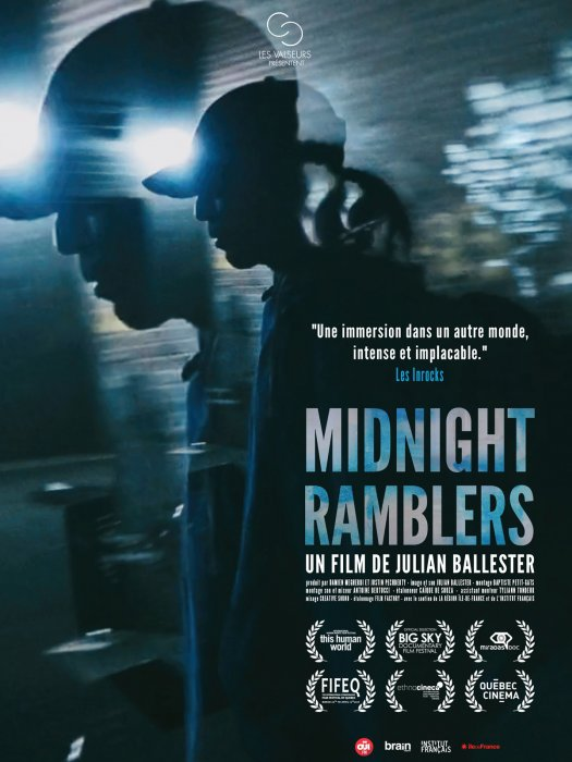 Midnight Ramblers : Affiche