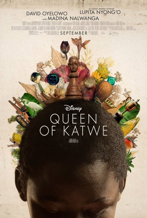 Queen Of Katwe : Affiche