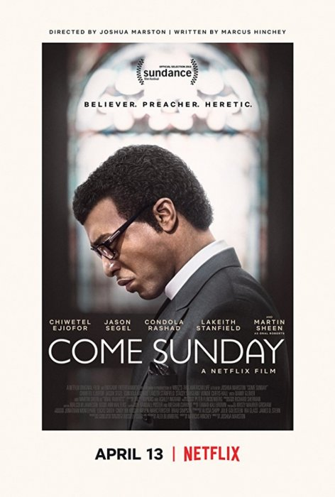 Come Sunday : Affiche