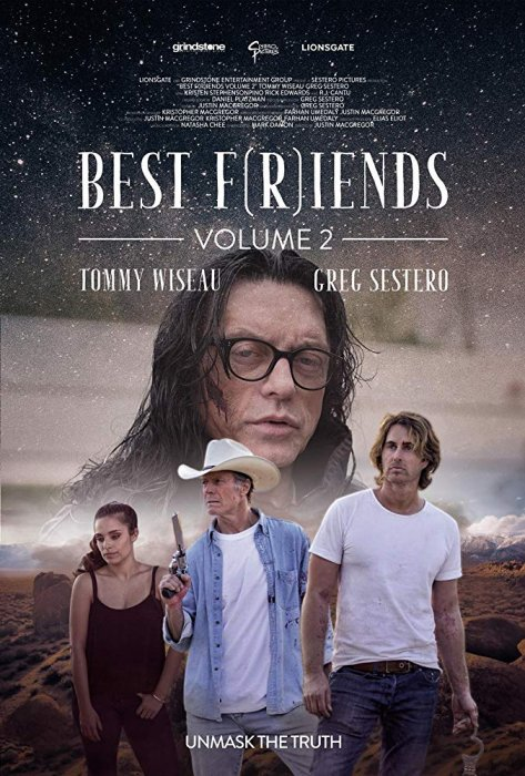 Best F(r)iends: Volume 2 : Affiche