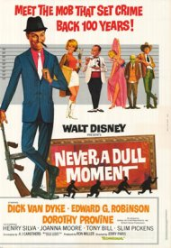 Affiche de Never a dull moment