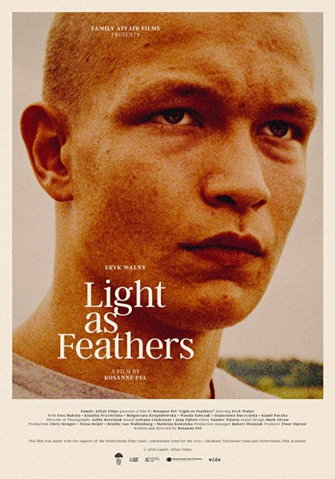 Light as Feathers : Affiche
