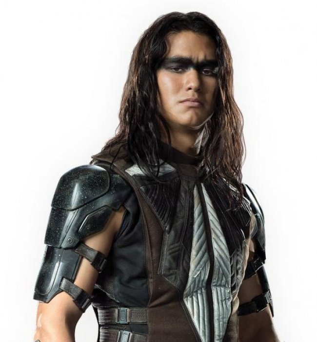 X-Men: Days of Future Past : Photo Boo Boo Stewart