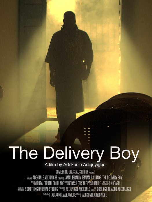 Delivery Boy : Affiche