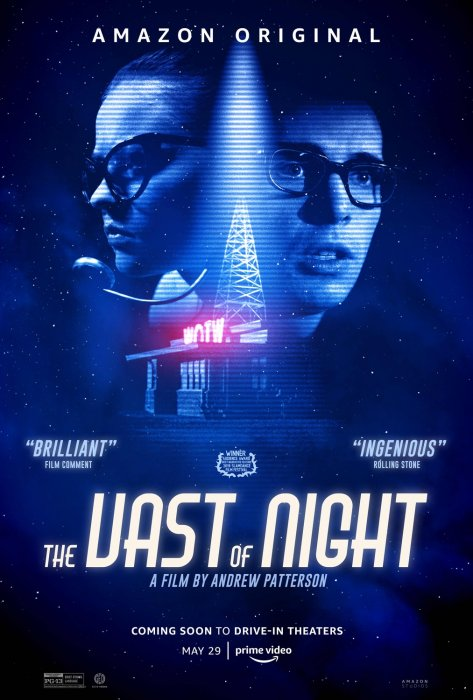 The Vast of Night : Affiche