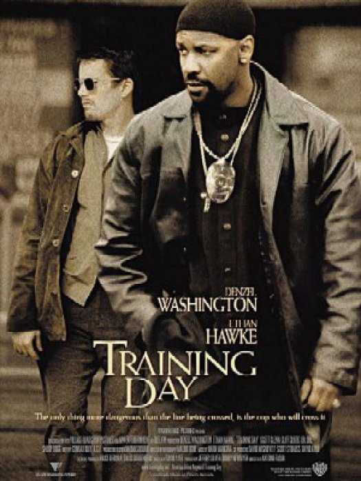 Training Day : Affiche