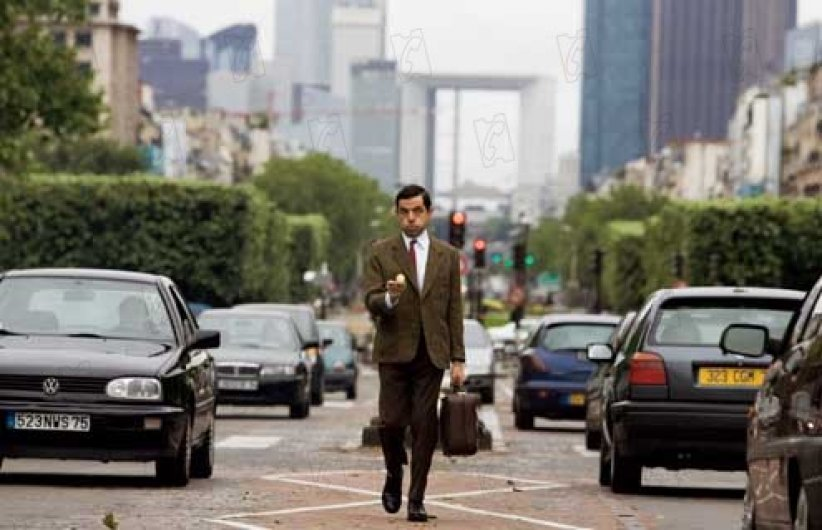 Les Vacances de Mr. Bean : photo Rowan Atkinson, Steve Bendelack