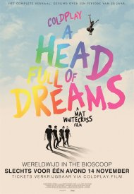 Affiche de Coldplay: A Head Full of Dreams