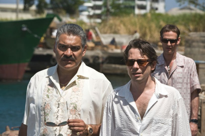 Quantum Of Solace : Photo Anatole Taubman, Joaquin Cosio, Mathieu Amalric