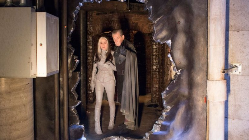X-Men: Days of Future Past : Photo Anna Paquin, Ian McKellen