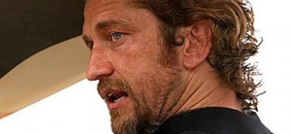 Gerard Butler, nouveau Patrick Swayze du remake de Point break ?