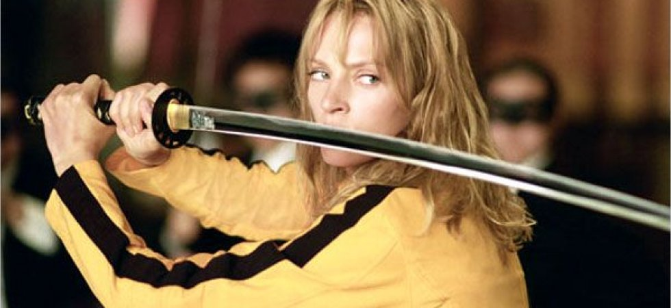 Tarantino enterre les espoirs d'un Kill Bill 3