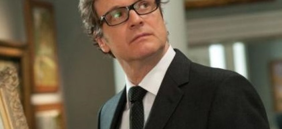 Colin Firth sous la direction de Christopher McQuarrie pour Three to Kill