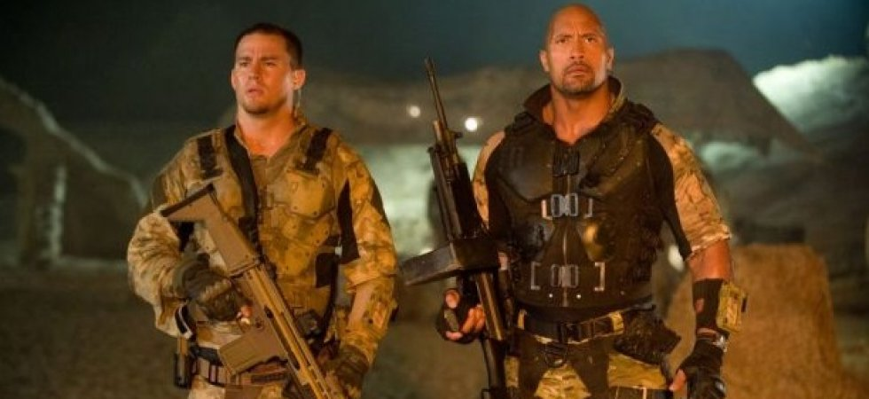 Box-office : G.I. Joe Conspiration toujours leader !
