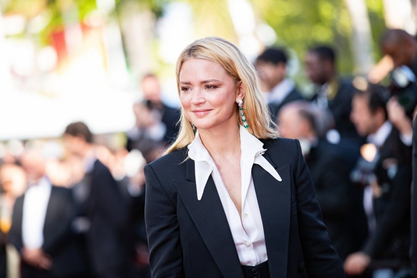 Virginie Efira en smoking