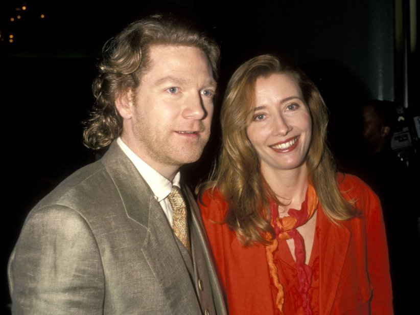 Emma Thompson et Kenneth Branagh