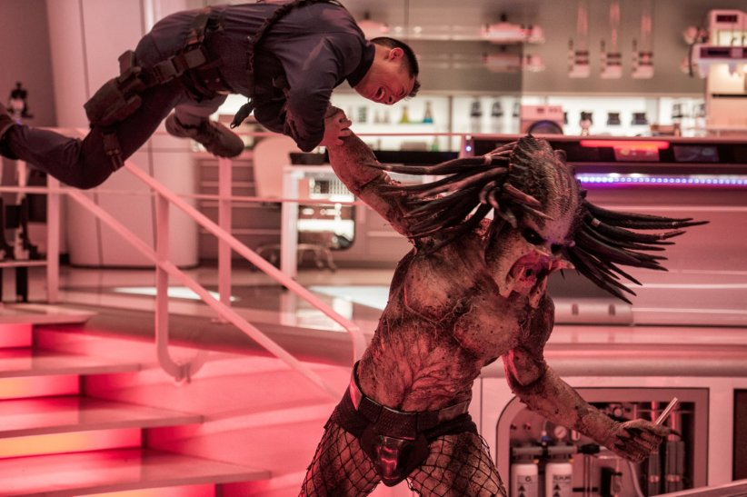 """The Predator"" : le retour d'un monstre culte"