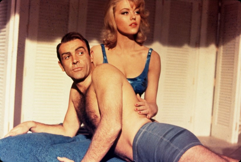 """Goldfinger"" (1964) de Guy Hamilton"