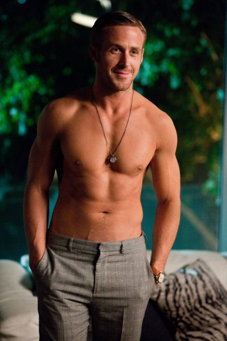 Ryan Gosling dans Crazy, Stupid, Love