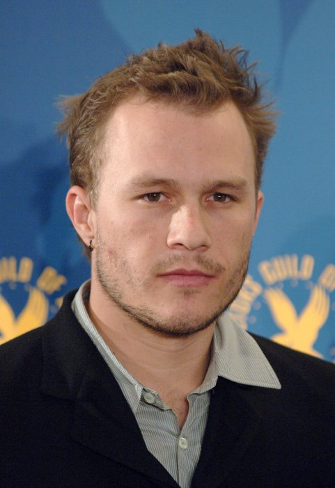 "Heath Ledger, inoubliable Joker de ""The Dark Knight"""