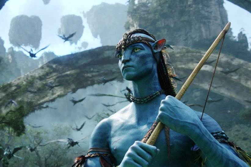 """Avatar"" de James Cameron (2009)"