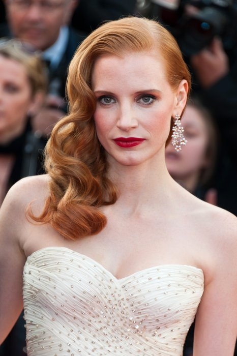 "Jessica Chastain, de ""Veronica Mars"" à ""Interstellar"""