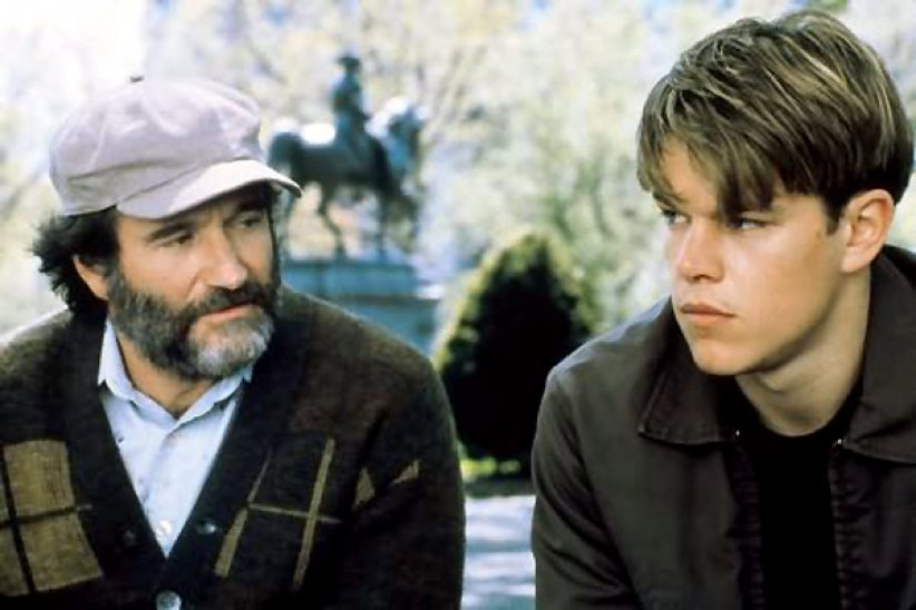 """Will Hunting"" (1998) : un soutien indéfectible"