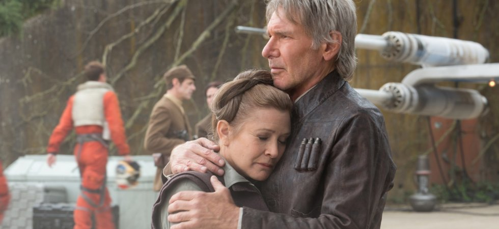 Star Wars : les révélations de Carrie Fisher sur le couple Leia-Han Solo