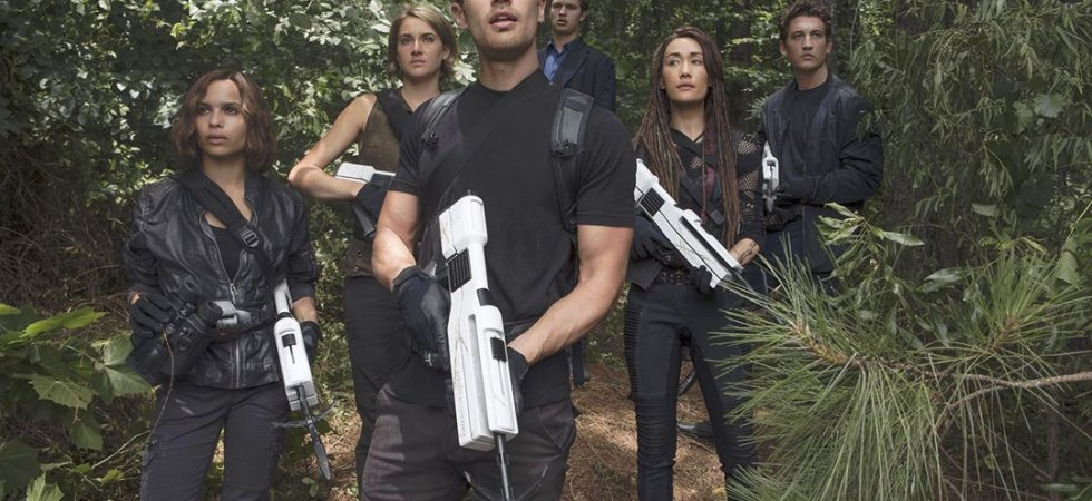 Box-office : Divergente 3 reste en tête