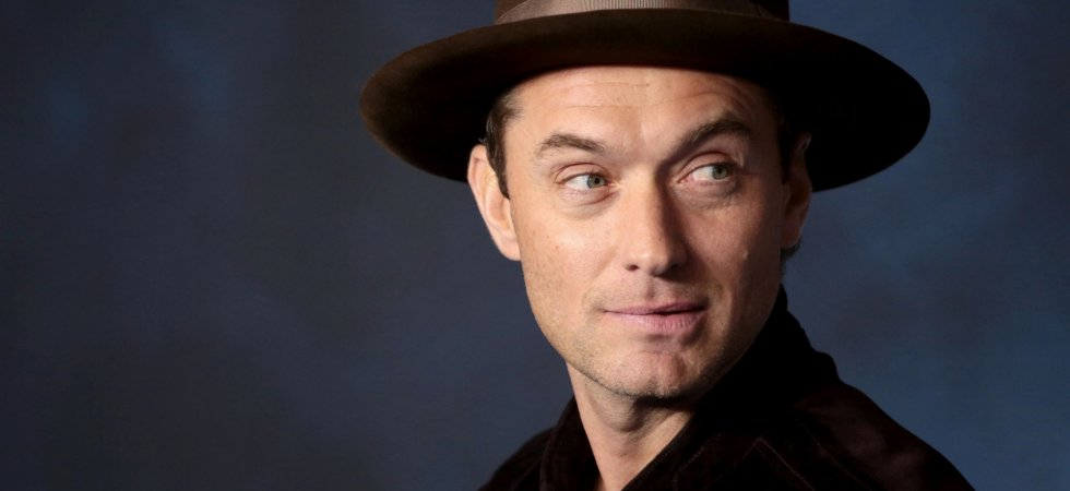 Jude Law en capitaine Crochet dans le live-action Peter Pan de Disney ?