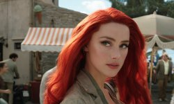 DC : Amber Heard partante pour un spin-off sur Mera et Wonder Woman