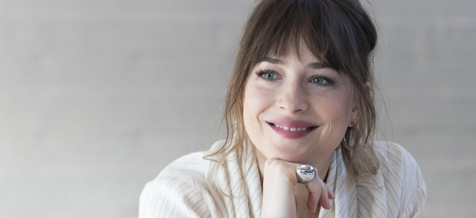Dakota Johnson en candide héroïne de l'adaptation d'un livre de Jane Austen