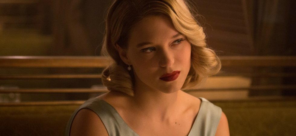 Léa Seydoux future épouse de James Bond ?