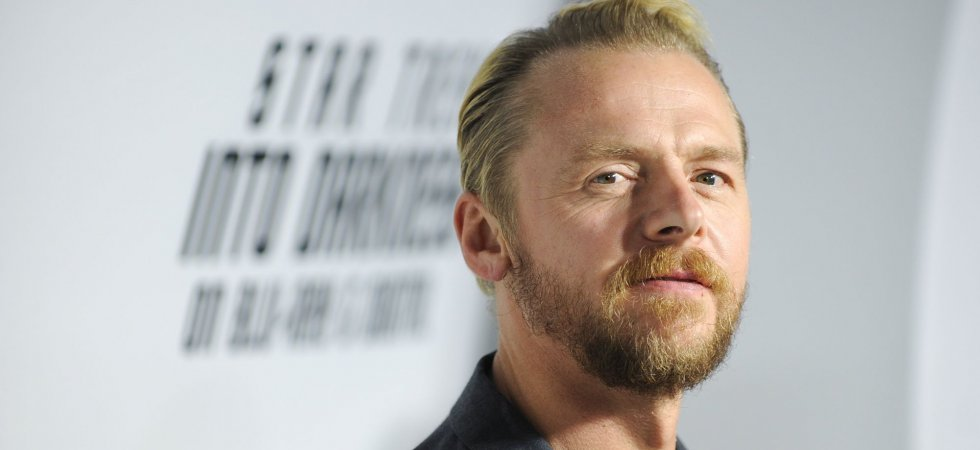 Ready Player One : Simon Pegg rejoint le prochain Spielberg