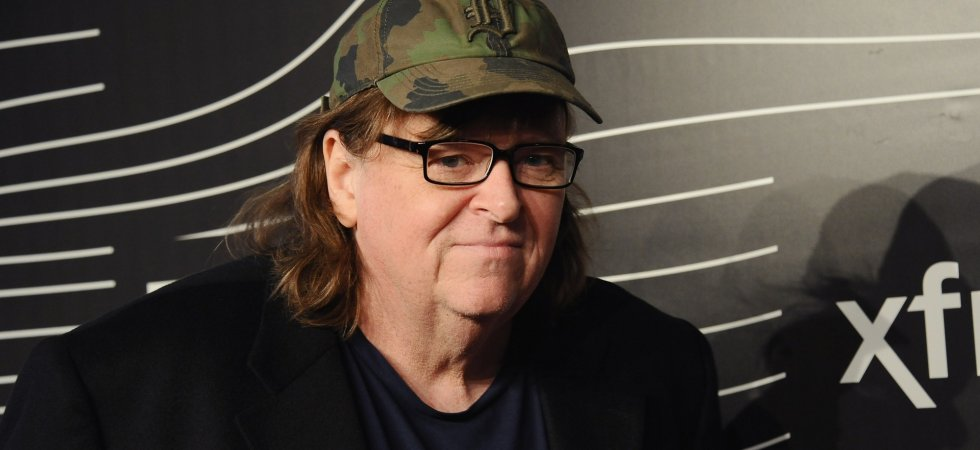 Michael Moore crée la surprise avec un film anti Donald Trump