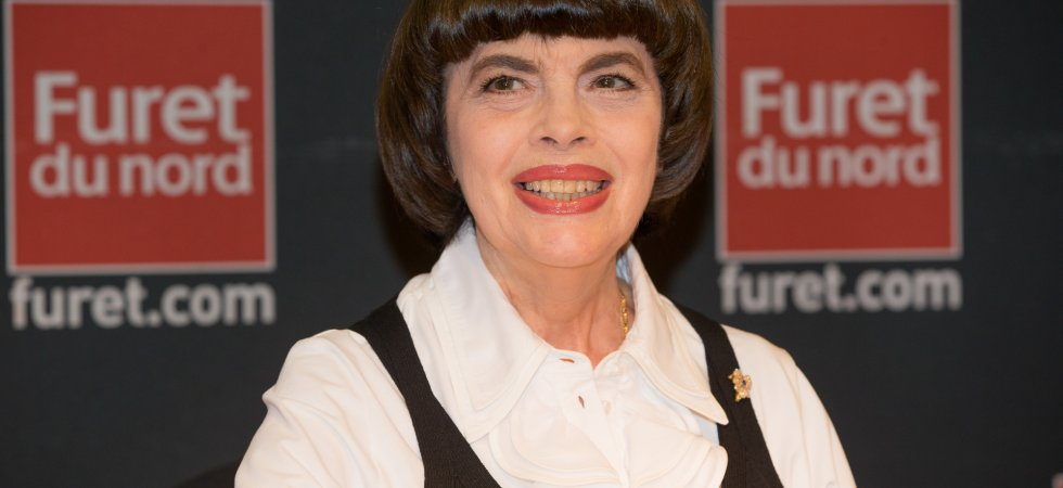 Mireille Mathieu chante le septième art sur un double album