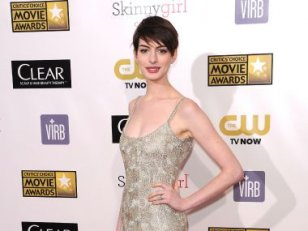 Critics' Choice Awards : glamour et paillettes sur tapis rouge