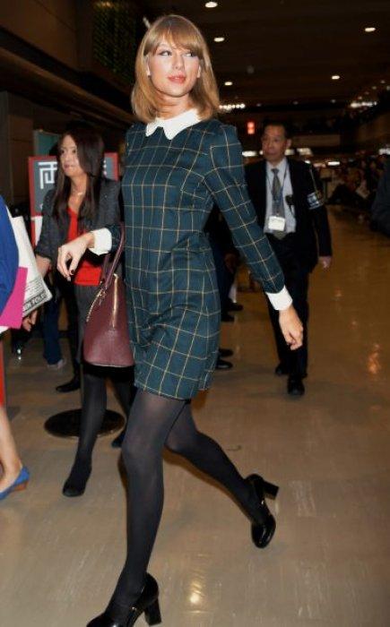 4201db198 La robe à col claudine fait des ravages !