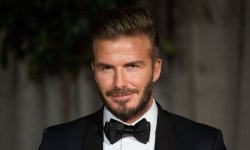 David Beckham : homme le plus sexy de 2015