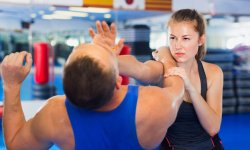 Sport de combat : la tendance du self-defense