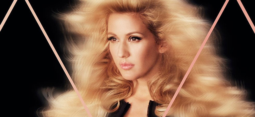 Ellie Goulding lance une collection make-up avec M.A.C