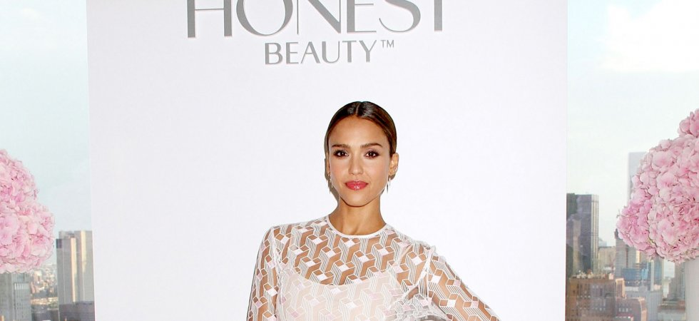 Jessica Alba : lancement officiel de The Honest Beauty