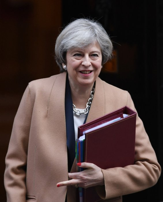 Theresa May peut lancer le Brexit